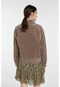 SET - Denim jacket - fossil - 2