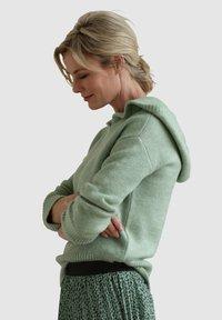 Dress In - Hoodie - salbeigrün - 2