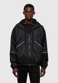 Diesel - Summer jacket - black - 0