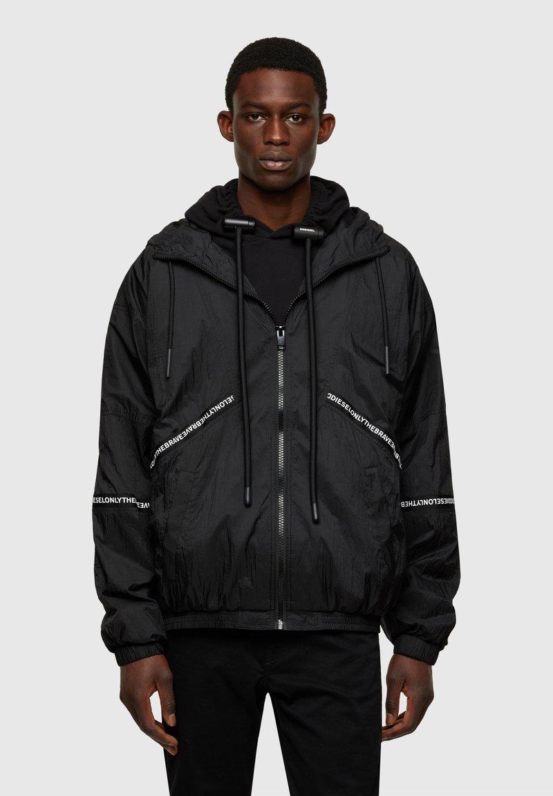 Diesel - Summer jacket - black