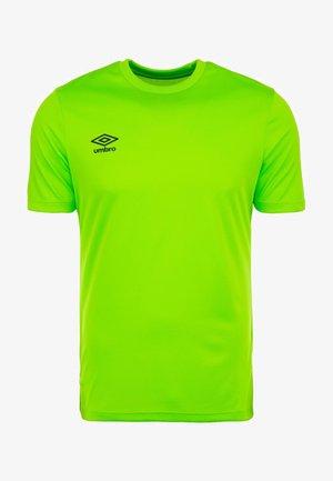 CLUB SS - Basic T-shirt - green gecko
