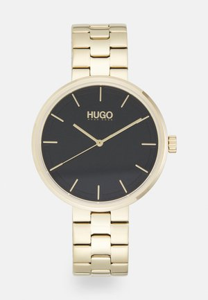 CRUSH - Watch - gold-coloured/black