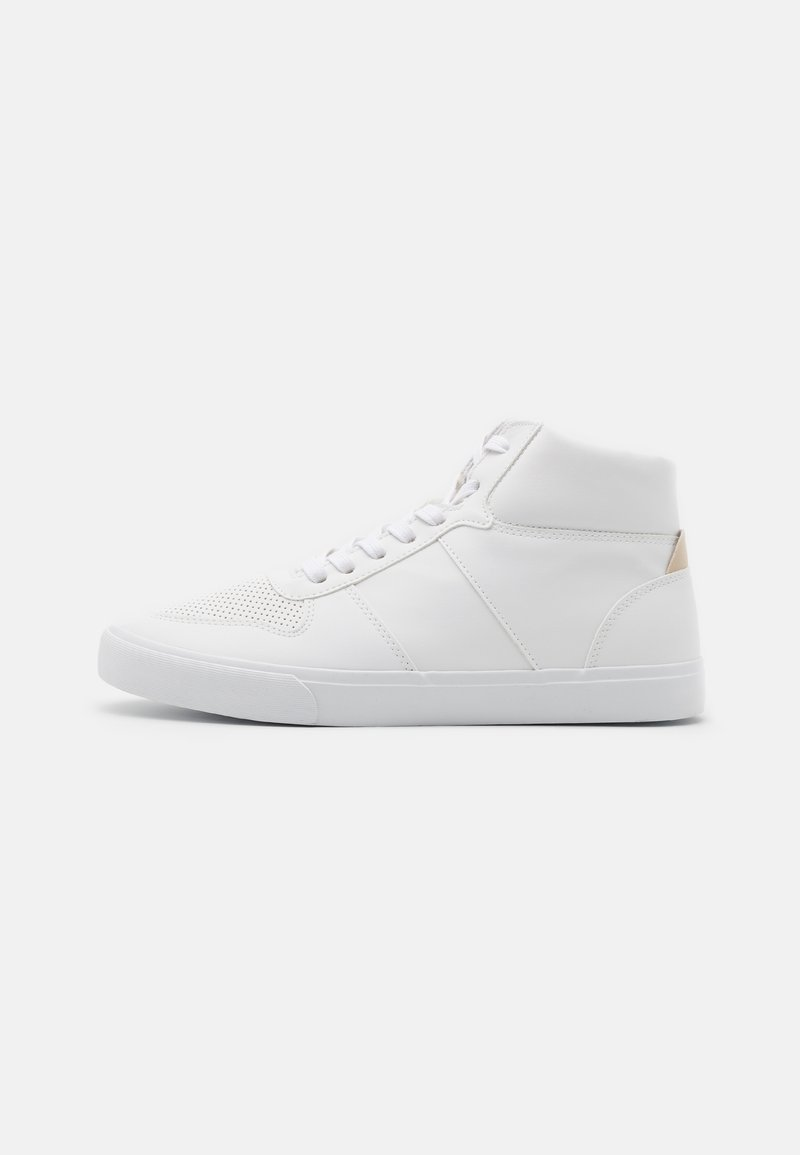 YOURTURN - UNISEX - High-top trainers - white