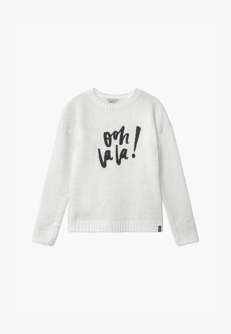 Cars Jeans - DAVINA - Jumper - off white