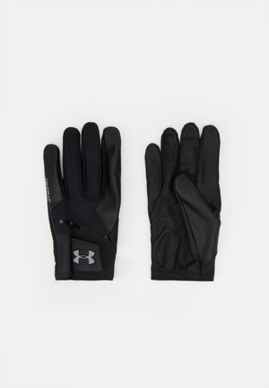 COLDGEAR GOLF GLOVE - Rukavice - black