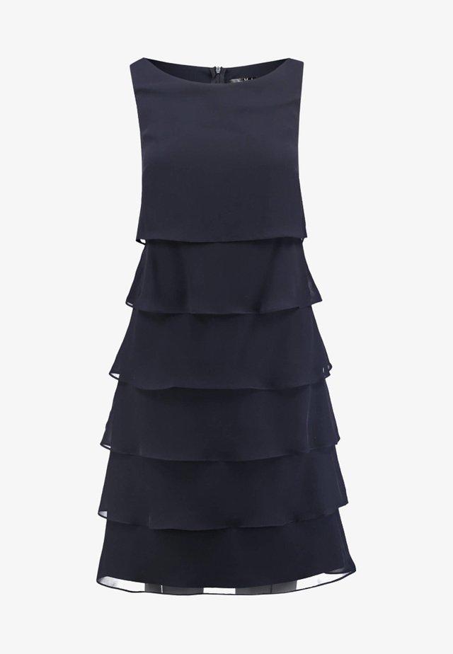 COCKTAILKLEID - Cocktail dress / Party dress - dark blue