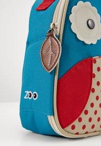 Skip Hop - ZOO LUNCHIES OWL - Handbag - blue, red - 3
