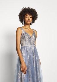 Mascara - Suknia balowa - steel blue - 3