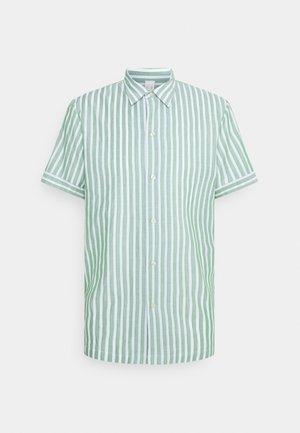 RELAXED FIT SHORT SLEEVE SAILOR  - Shirt - light green/white