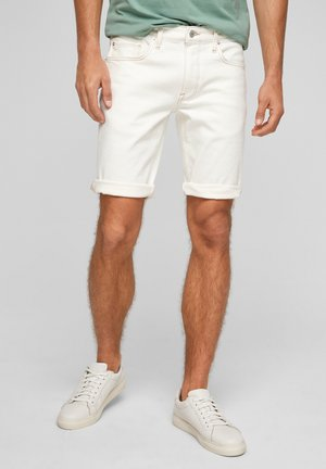 Jeans Shorts - offwhite