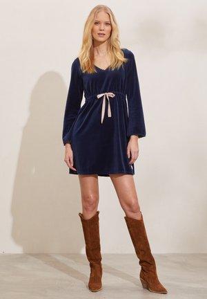 KATIE - Day dress - dark blue