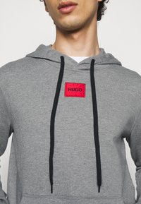 HUGO - DARATSCHI - Hoodie - medium grey - 5