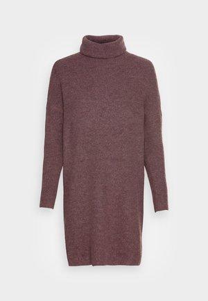 JANA - Jumper dress - rose brown
