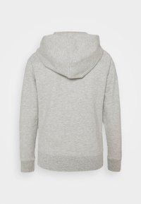 GAP - Zip-up hoodie - light heather grey - 1