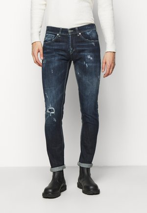PANTALONE GEORGE - Jeans Skinny - blue denim