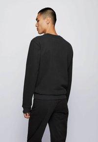 BOSS - WEEVO - Sweater - black - 2