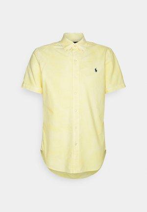 CLOUD WASH - Camisa - empire yellow
