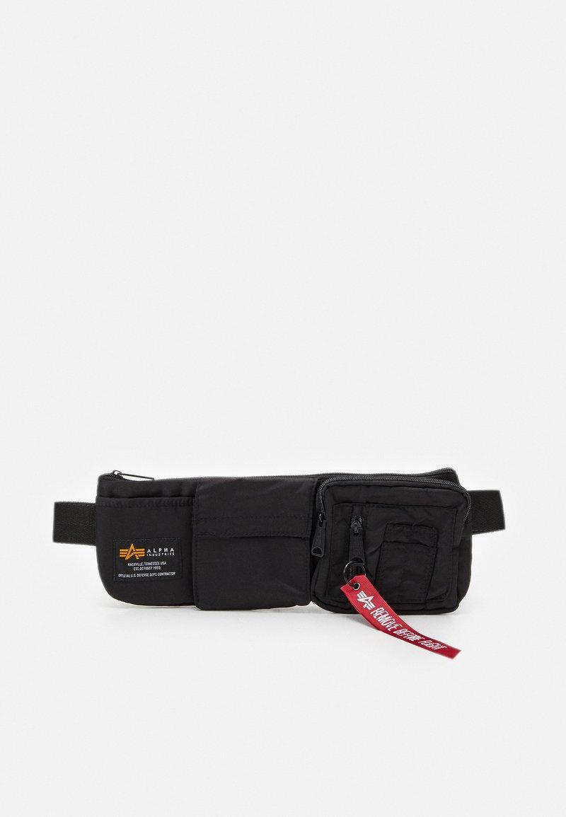Alpha Industries - CREW UTILITY BAG UNISEX - Bum bag - black