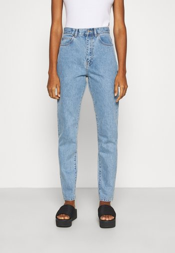 NORA - Jeans Tapered Fit - light retro