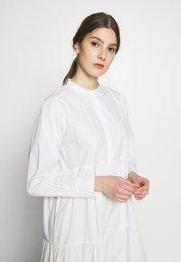 Bruuns Bazaar - FREYIE MADDY DRESS - Day dress - white - 3
