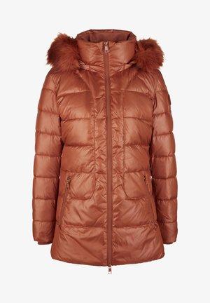 Winter jacket - brown