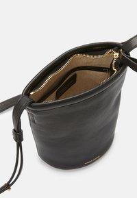 Mansur Gavriel - MINI ZIP BUCKET - Across body bag - black - 6