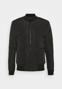 Common Kollectiv - JACKET UNISEX  - Bomber Jacket - black - 5