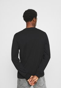 GAP - ARCH - Long sleeved top - true black - 2
