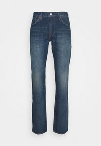 Levi's® - 511™ SLIM  - Straight leg jeans - dark indigo - worn in - 5