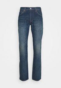 511™ SLIM  - Džíny Straight Fit - dark indigo - worn in
