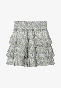 Name it - A-line skirt - bright white - 0