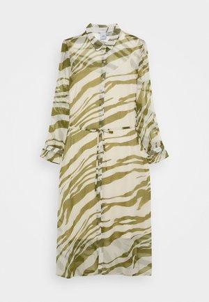 IHBIKKA - Shirt dress - fir green