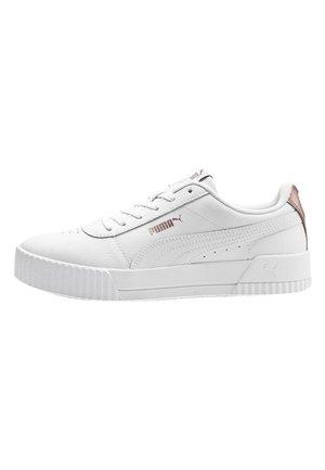 CARINA RG - Sneakers laag - puma white