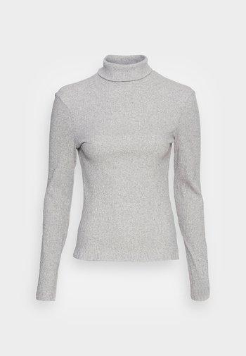 RECOVER PERKINNECK LONGSLEEVE - Maglietta a manica lunga - grey