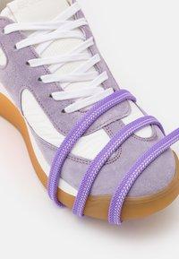 Sportmax - CUPIDO - Sneakers laag - bianco - 6
