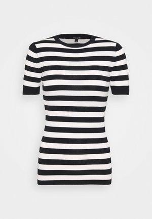 JOLIE - Print T-shirt - black/offwhite