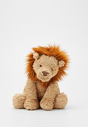 FUDDLEWUDDLE LION - Pehmolelu - beige