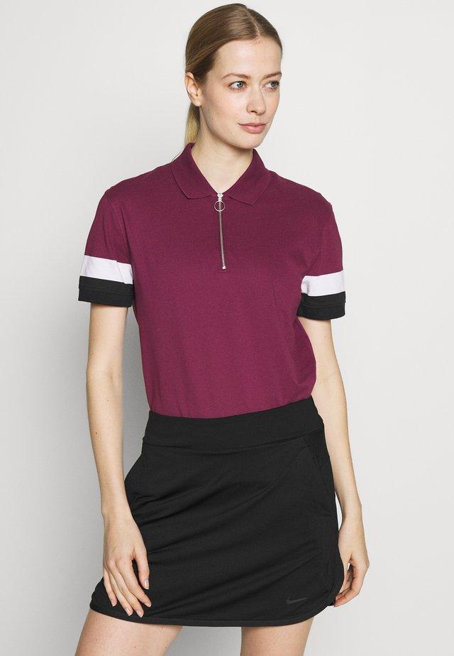 DRY ACE NOVELTY - T-shirt sportiva - villain red/black/white