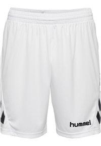 Hummel - 2 PIECE SET - Sports shorts - white - 3