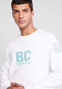 Best Company - CREW NECK RAGLAN - Sweater - bianco - 3