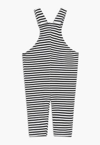 Turtledove - HUMBUG STRIPE EASY FIT BABY  - Tuinbroek - white/black - 1