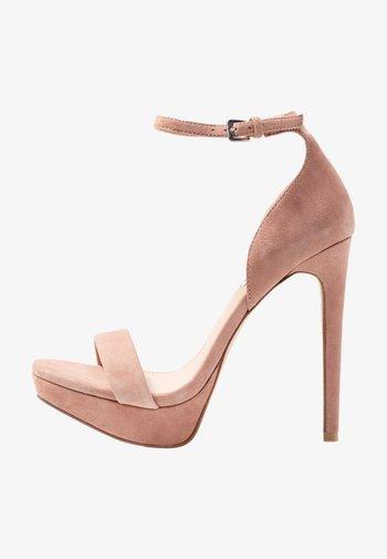 SARAH - Sandals - tan