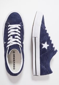Converse - ONE STAR - Trainers - eclipse/white - 1