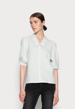 SIKKA - Button-down blouse - chalk