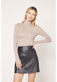 Kookai - Mini skirt - noir - 0