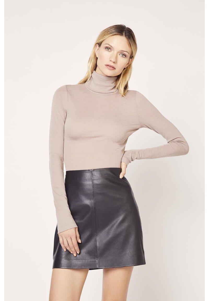 Kookai - Mini skirt - noir