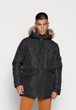 JJEGLOBE - Winter jacket - black