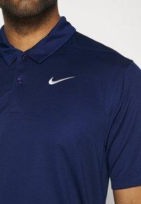 Nike Golf - DRY ESSENTIAL SOLID - Funktionstrøjer - blue void/silver - 5