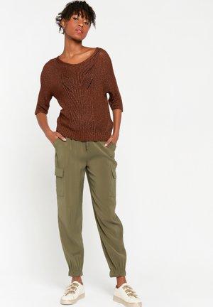 Trui - brown