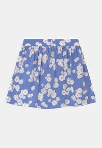 OshKosh - SCOOTER SKIRT - Mini skirt - blue - 1